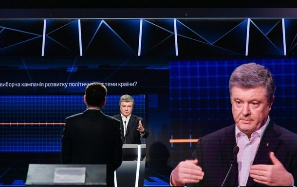 Громадські діячі назвали кандидата-рекордсмена за кількістю реклами на ТБ