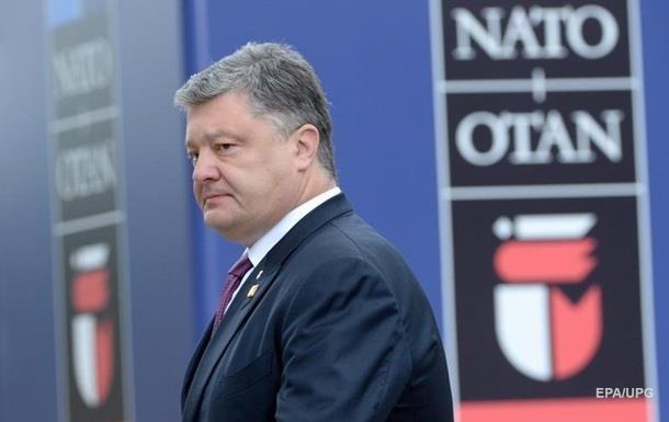 Порошенко підписав другий за тиждень указ щодо співпраці з НАТО