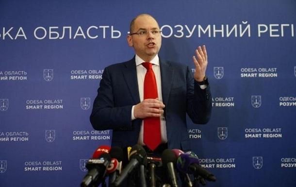 Одесский губернатор согласился уйти в отставку