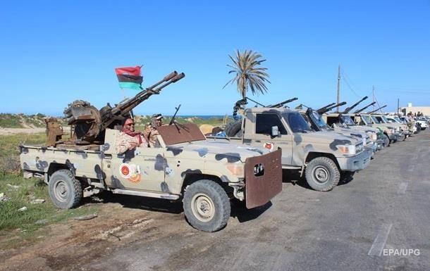 У Лівії тривають запеклі бої за столицю - ЗМІ