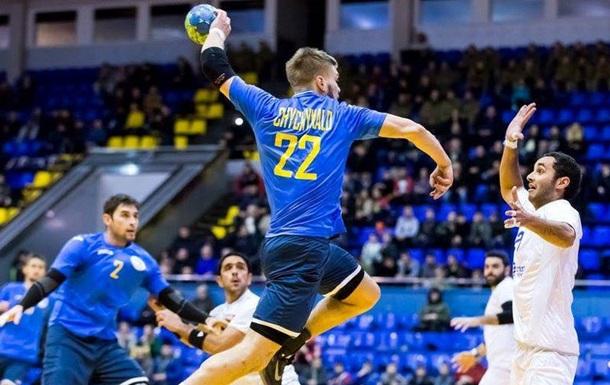 Гандбол: збірна України обіграла Фарери в матчі відбору на Євро-2020