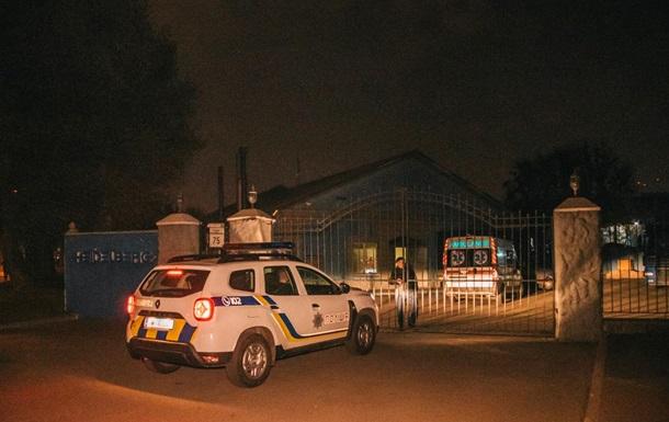 В Киеве мужчина умер на рабочем месте