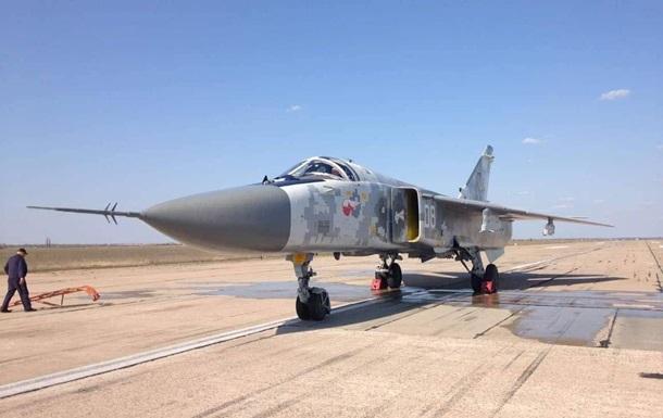 ВСУ получили отремонтированный бомбардировщик Су-24