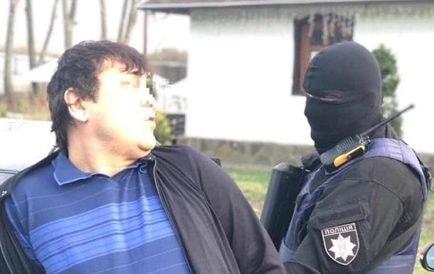 В Україні затримали  злодія в законі  з бази Інтерполу