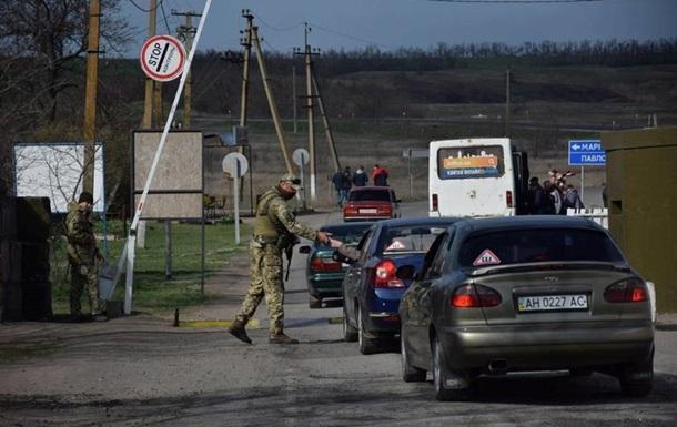 Представитель ООН посетила КПП на Донбассе