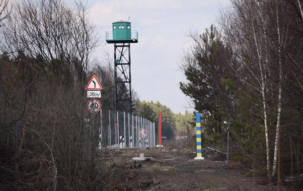 У Чорнобильській зоні будують кордон з Білоруссю