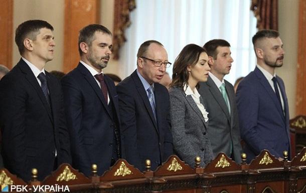 В Украине заработал Антикоррупционный суд