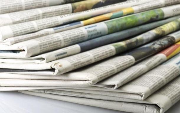 За п ять років в Україні закрилися понад 80 друкованих ЗМІ
