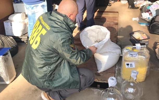 В Одесі затримано зловмисників, що постачали військовим важкі наркотики