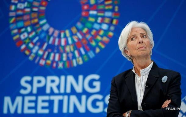 Что ждет Украину. МВФ  снизил  мировую экономику