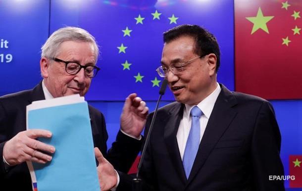 Перегравши Трампа. Нова угода Китаю і ЄС
