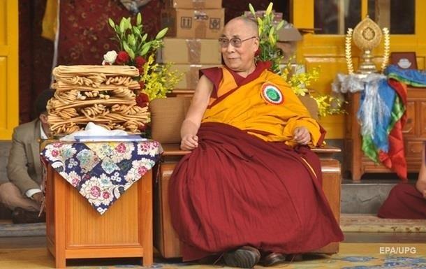 Далай-ламу выписали из больницы - СМИ