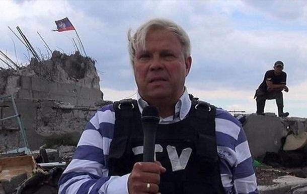 СБУ скасувала заборону на в їзд австрійському журналісту