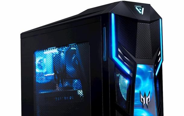 Acer выпустила  монструозный  компьютер Orion 5000