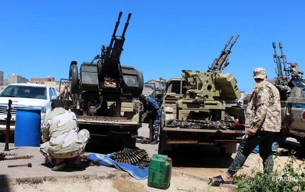 В ООН подсчитали погибших при боях у Триполи