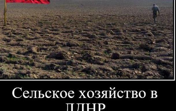 Планы России в отношении Донбасса