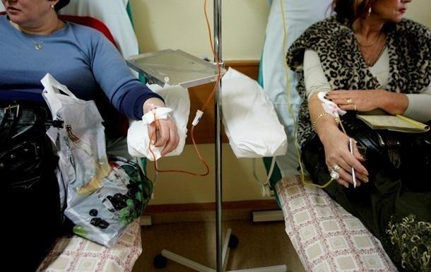 В Україні більш як мільйон хворих на рак