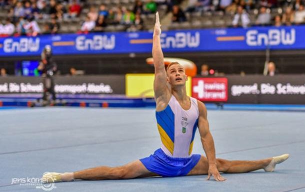 Пахнюк показал лучший для себя результат в многоборье на чемпионатах Европы