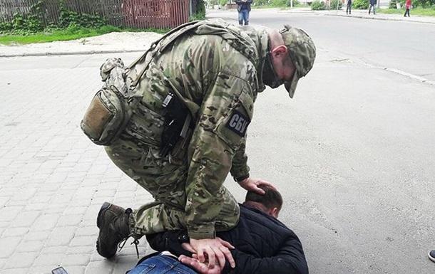 У Харкові заарештували шпигуна-поліцейського
