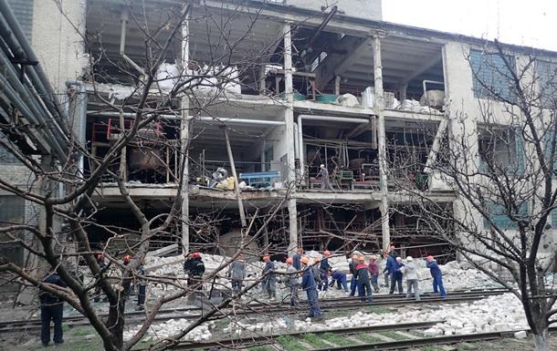 У Лисичанську через вибух на заводі загинула жінка