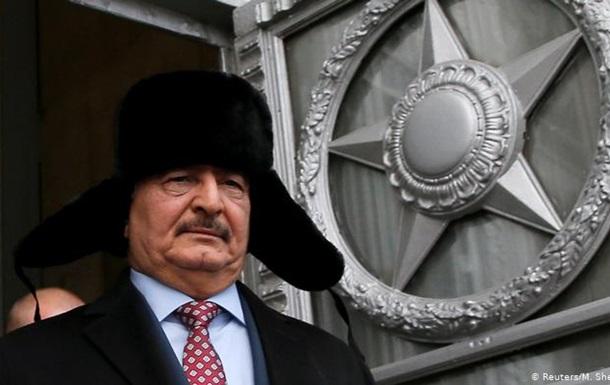 DW: Чи може Лівія стати новою Сирією для Росії