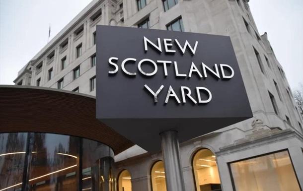Поліція Лондона прокоментувала напад на машину посла України