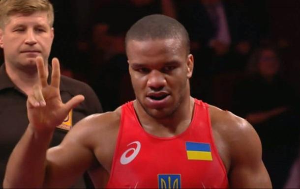 Беленюк став триразовим чемпіоном Європи з боротьби