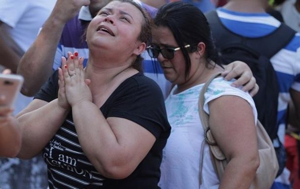 Зросла кількість жертв обвалення будівель у Ріо-де-Жанейро