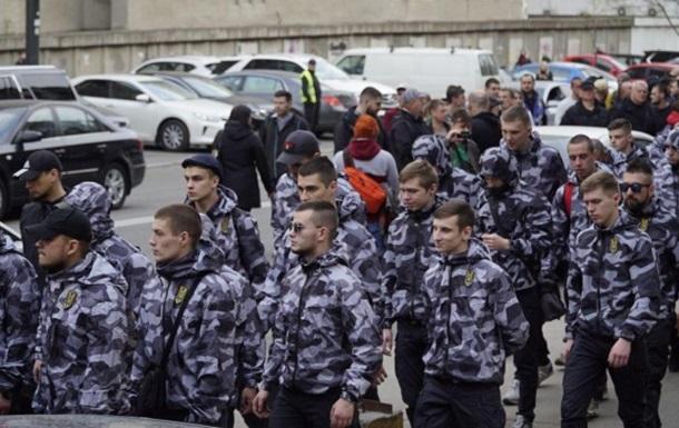 Нацкорпус повідомив про позицію щодо дебатів на стадіоні