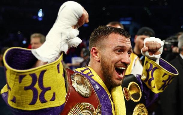 У Ломаченка немає перелому і скоро він зможе повернутися в ринг