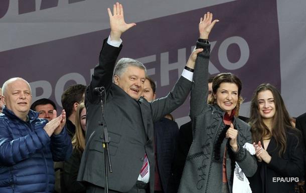 Порошенко уверил , что надебаты на«Олимпийском» пришло 20 тысяч  человек