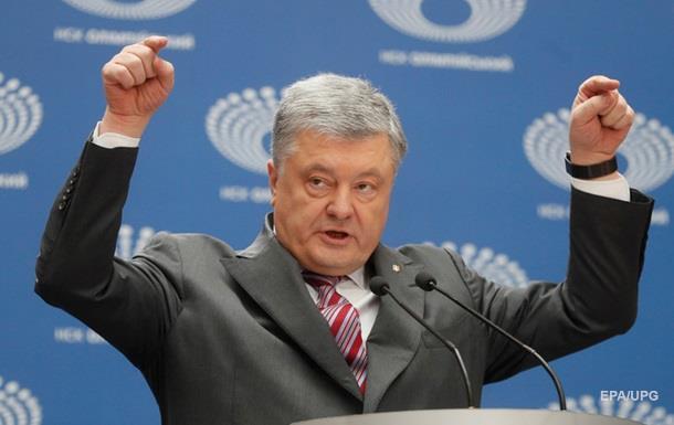 Порошенко кличе Зеленського в понеділок на ICTV