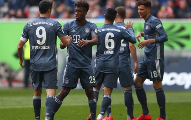 Баварія перемогла Фортуну, повернувши собі лідерство в Бундеслізі