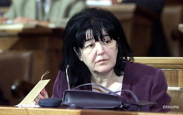 В РФ умерла вдова Слободана Милошевича