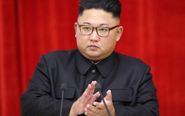 ЗМІ назвали можливу дату візиту Кім Чен Ина в РФ