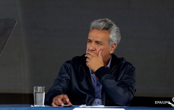 Президент Еквадору: Ассанж порушував умови притулку