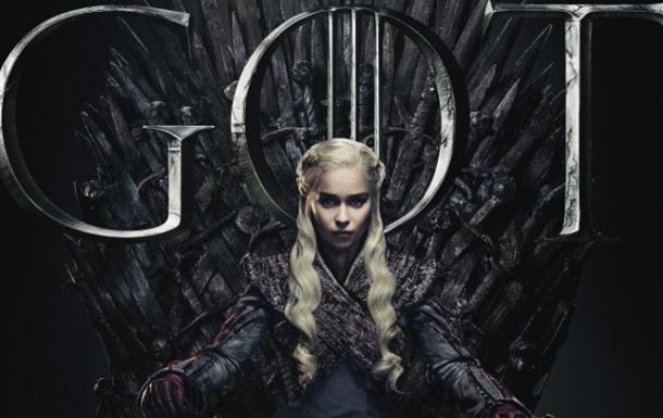 У США почався показ фінального сезону Гри престолів
