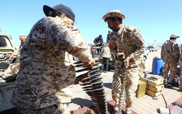Бойові дії в Лівії: вже понад 120 загиблих, півтисячі поранених