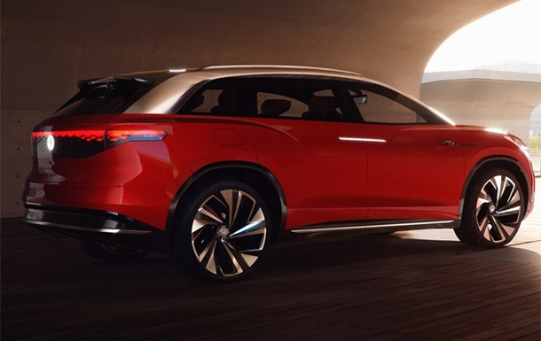 Volkswagen презентовал новинку I.D. ROOMZZ