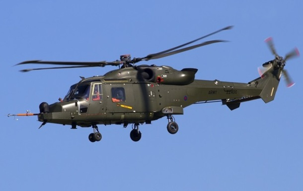 Великобритания  направила вЭстонию вертолеты для сдерживания русской  агрессии