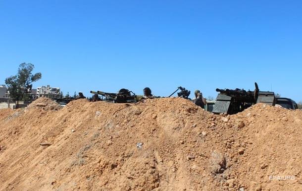 Число жертв боев за Триполи приближается к 150