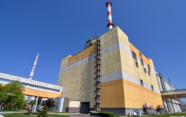 На Рівненській АЕС сталося зниження потужності енергоблоку №3