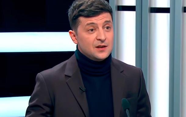 Зеленский ответил на предложение Порошенко по дебатам