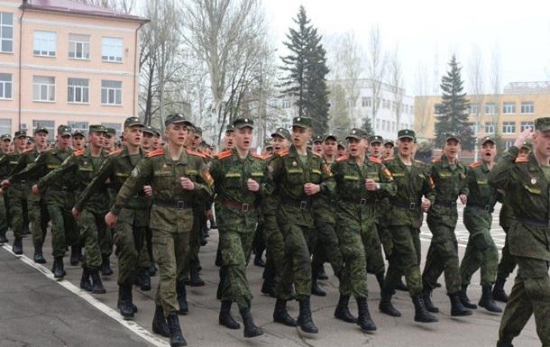 Выпускников Донецкого военного училища сразу направят на фронт