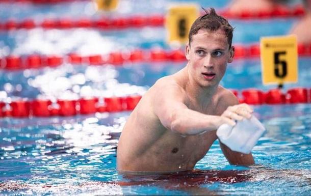 Романчук установил новый рекорд Украины в плавании