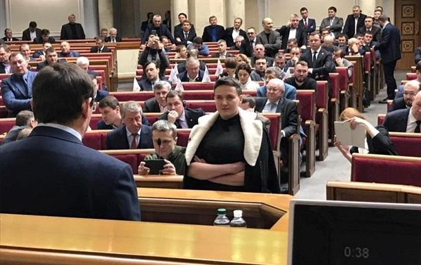 Луценко прокомментировал освобождение Савченко