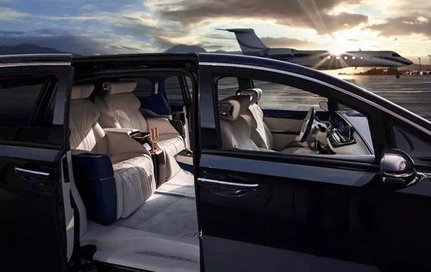 Buick представил рестайлинговую модель GL8 Avenir