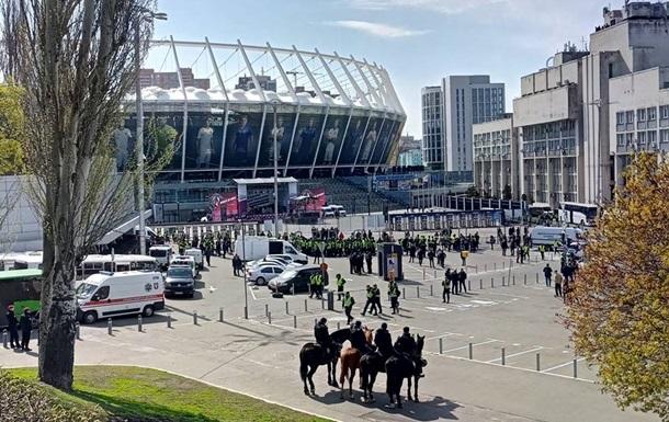 Дебати на стадіоні: Мінспорту висунуло вимоги