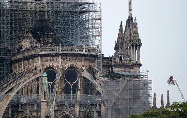 Пожар в Нотр-Дам: в прокуратуре Парижа назвали главную версию