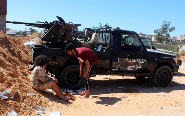 Кількість жертв боїв за Тріполі перевищила 170 осіб